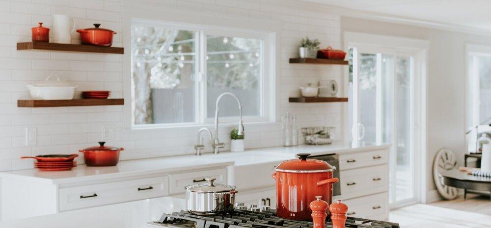 Mürgised ained köögitarvetes ja nende mõju meie tervisele
