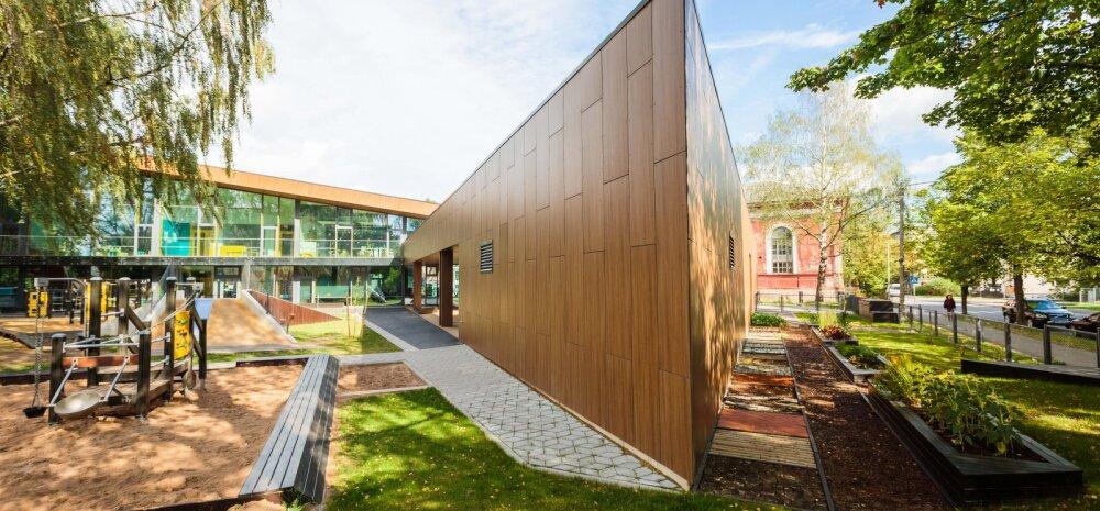 На архитектурные премии Эстонии выдвинуто рекордное количество работ