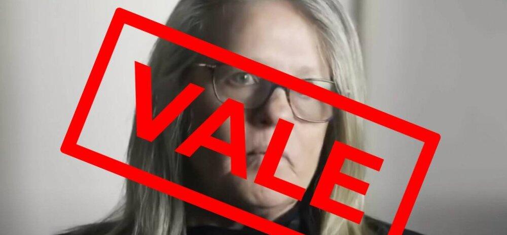"""Maailmas ülilevinud valeinfot pungil """"dokumentaal"""" vallutas ka Eesti sotsiaalmeedia"""