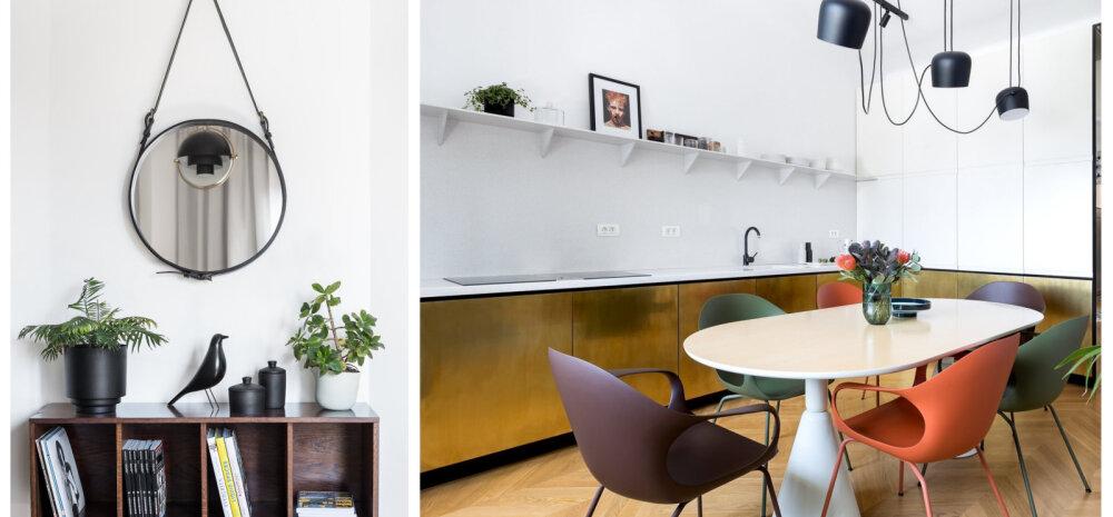 FOTOD | Hingega renoveeritud kodu, kus kohtuvad vana ja uus