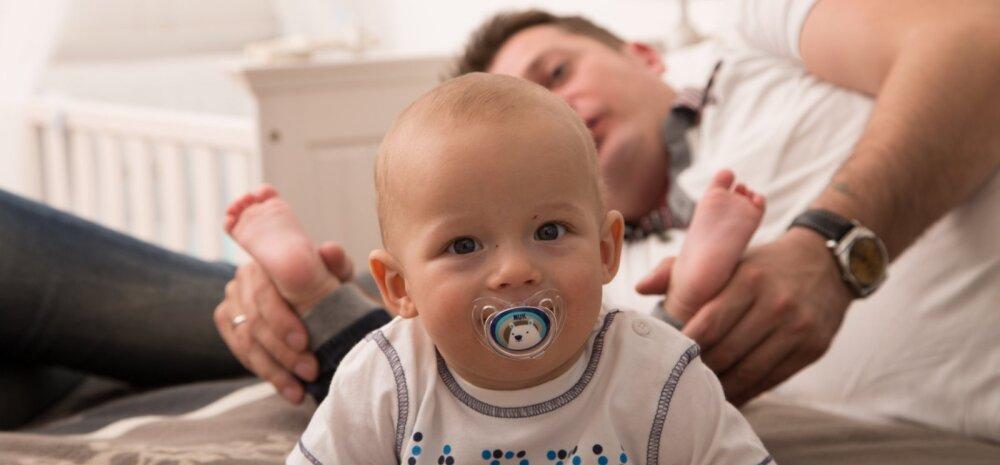 Sa ju ei soovi et sinu pisikesega kodus õnnetus juhtuks — nõuanded, mida järgides muudad kodu lapsele ohutumaks