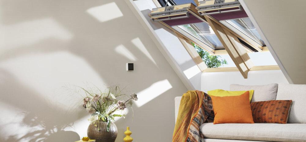TASUB TEADA │Kuidas vältida ülekuumenemist katusekorrusel