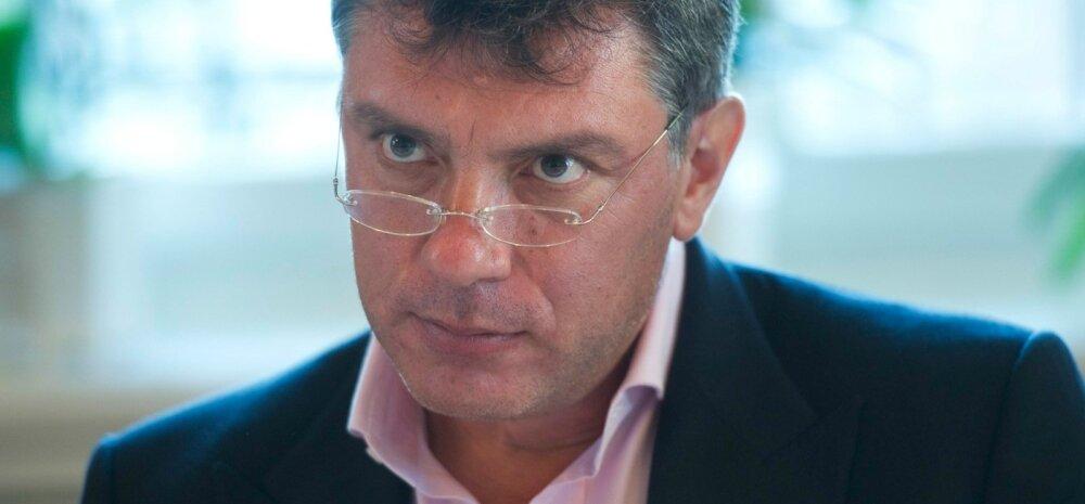 Moskva: arreteeritud on kaks Kaukaasia päritolu Boriss Nemtsovi tapjat