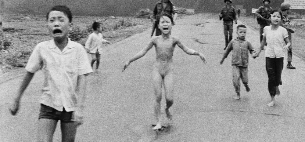 Facebooki tsensuur: tüdruk, kelle põletushaavad sümboliseerisid kogu Vietnami sõja õudusi