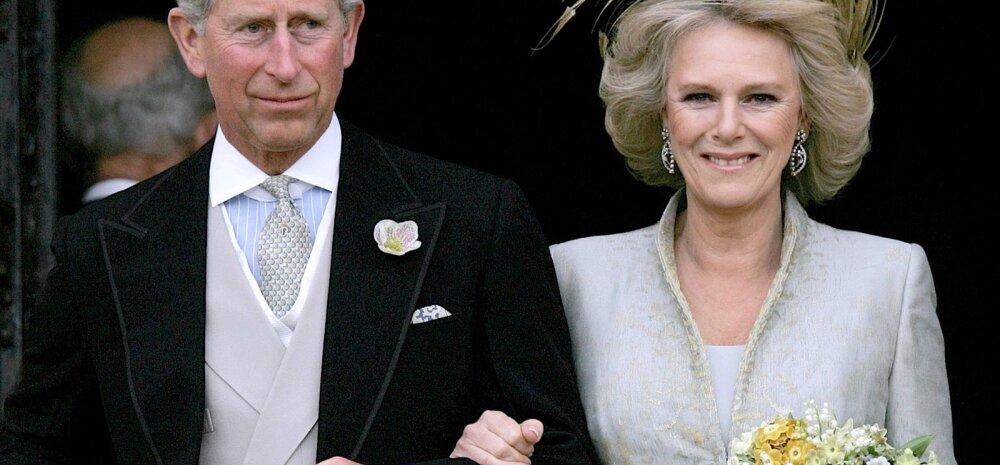 Prints Charles ja Camilla