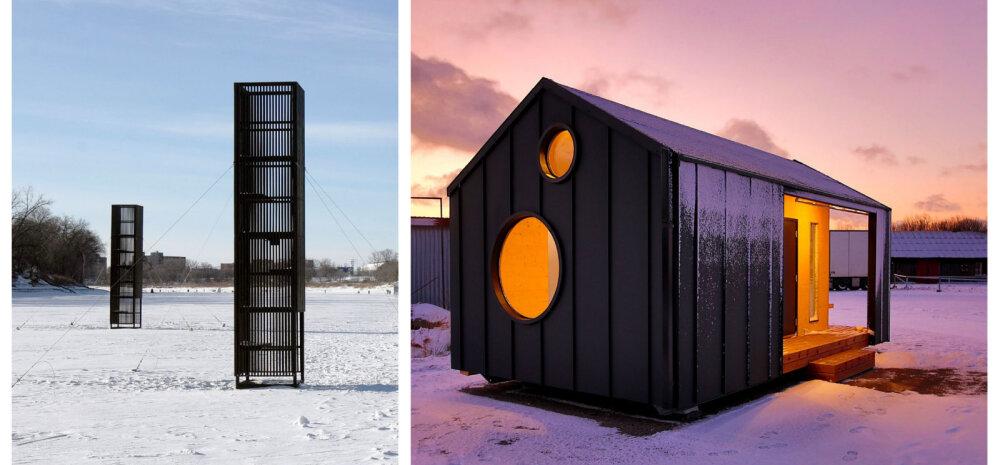 FOTOD | Vaata arhitektide liidu väikeobjekti preemia nominente ja anna hääl oma lemmikule!