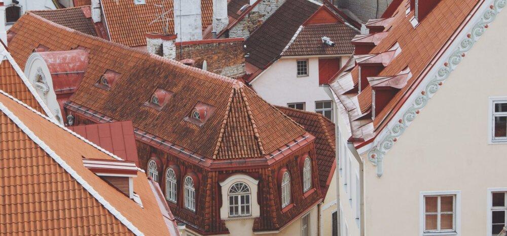 KAART | Vaata, millistes linnaosades elavad Tallinna rikkamad ja vaesemad elanikud