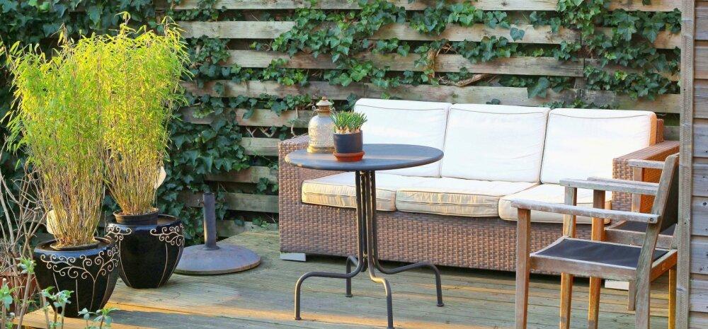 Üheksa head nõuannet terrassi ehitamiseks