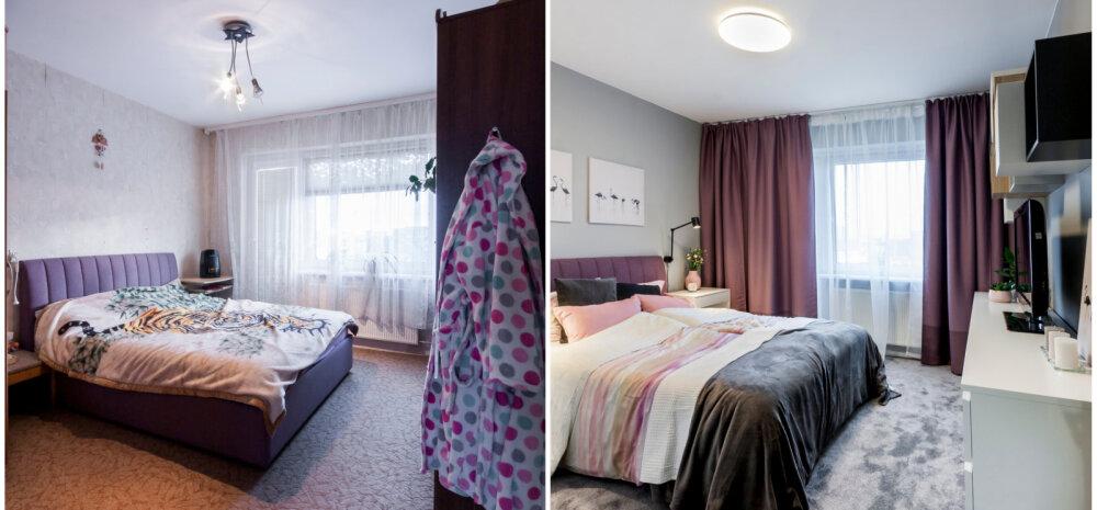 ДО И ПОСЛЕ | Тотальное преображение: основные ошибки в дизайне интерьера на примере типовой спальни в советской панельке