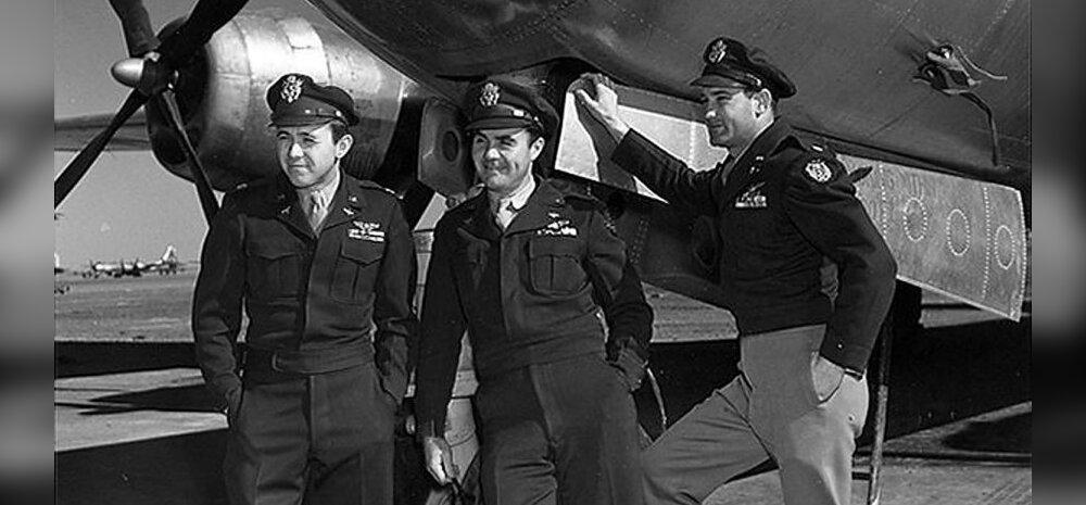 Suri Hiroshimale tuumapommi heitnud lennuki viimane meeskonnaliige