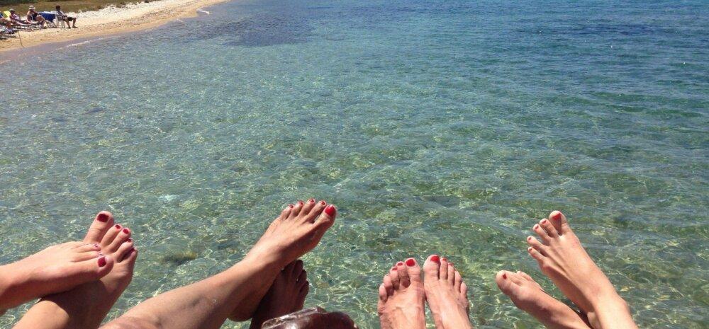 Nipp nädalavahetuseks: mida saab teha suvel, et jalad talvel vähem higistaksid?