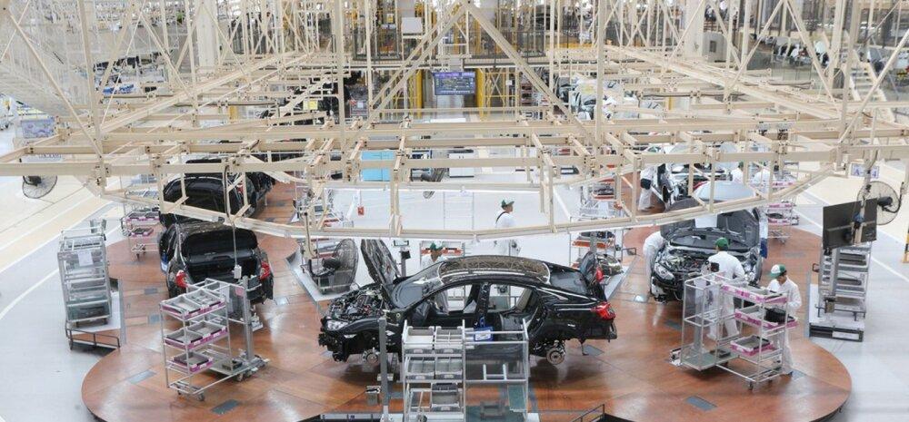 Revolutsioon jätkub: Honda muudab radikaalselt traditsioonilist koosteliini