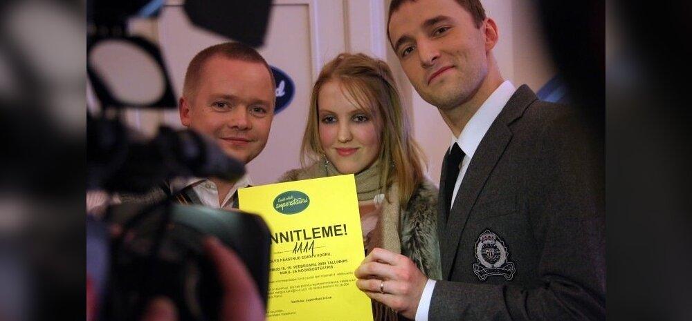 Eesti otsib superstaari: Tartu eelvoor 18