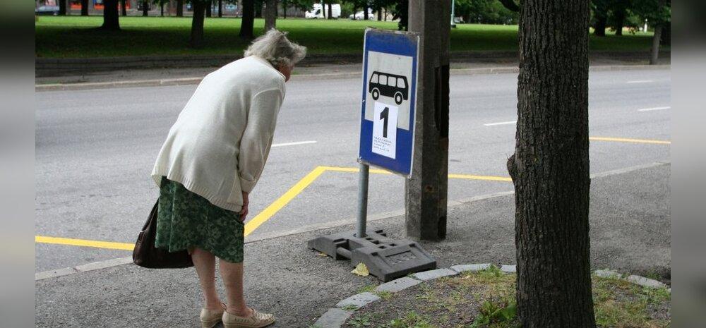 Tallinna bussipeatustes saab sügisest tabloodelt vaadata ühistranspordi asukohta