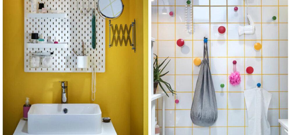 FOTOD | Nutikate lahendustega täidetud pisike vannituba
