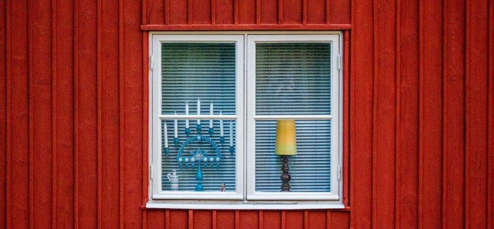 Ära küta tänavat! Välisukse ja akende soojustamisest