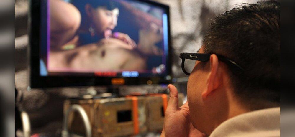 Inimesed on kahel lehel vaadanud 6 aasta jooksul 1,2 miljoni aasta jagu pornot!
