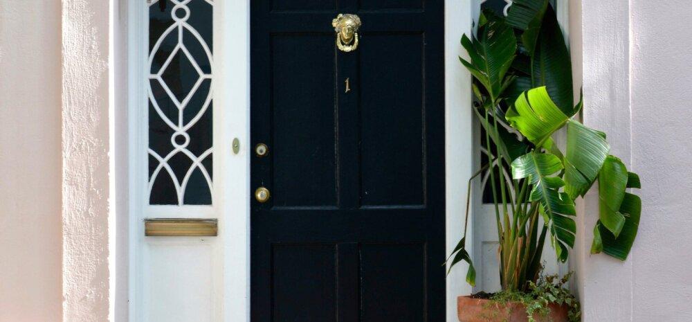 NÕUANDEID   Mida uksele lukku valides silmas pidada?