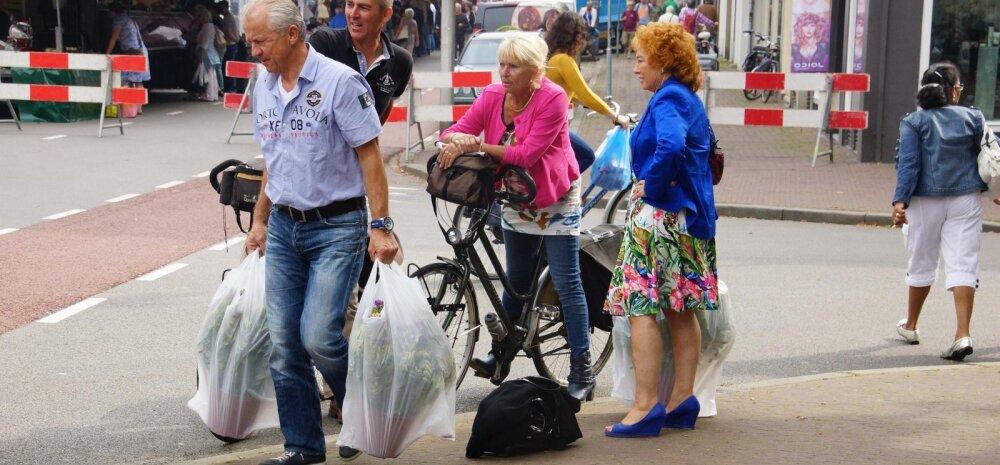 Linnapreili: maakad, kes suvel linnas puhkamas käivad, on hullemad parasiidid kui linnainimesed maal!