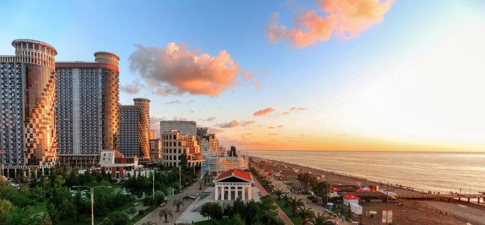 FOTOD | Batumi on uus Dubai — vaata pilte linna kõige võimsamatest uusarendustest!