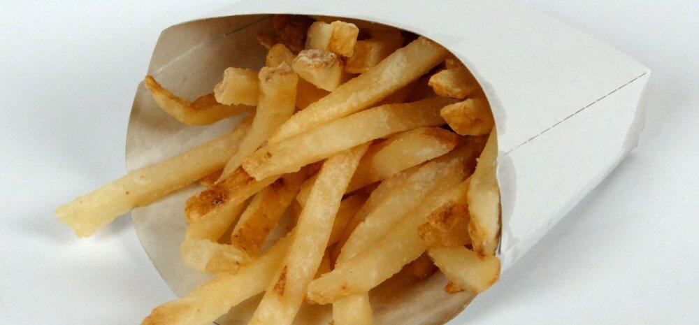 Haruldane haigus: mees jääb friikartulitest purju — ja see ei ole nali!