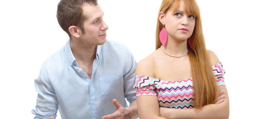 Tüdinud naine: mees paneb mind kogu aeg proovile ja see ajab mind lihtsalt hulluks!