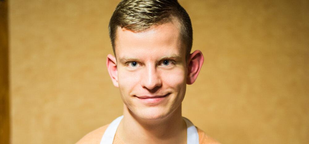 """20 kilo kaotanud tordimeister Karl-Ott: """"Ma tahtsin, et tervislik toit ka maitseks hästi!"""""""