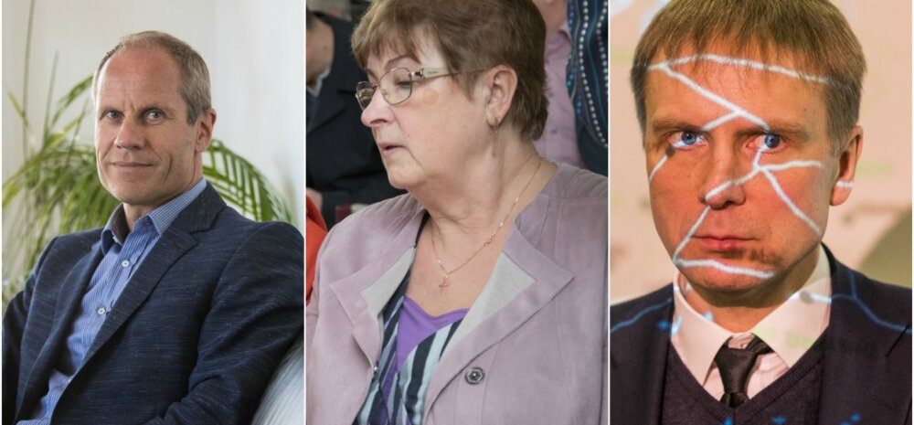 AINULT ÄRILEHES: Eesti tipp-poliitikute ettevõtted. Kes on tipus, kes maadleb maksuvõlgadega