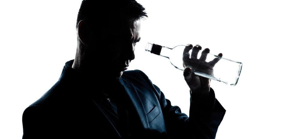 Mida teha, kui kallim ei suuda alkoholist loobuda?