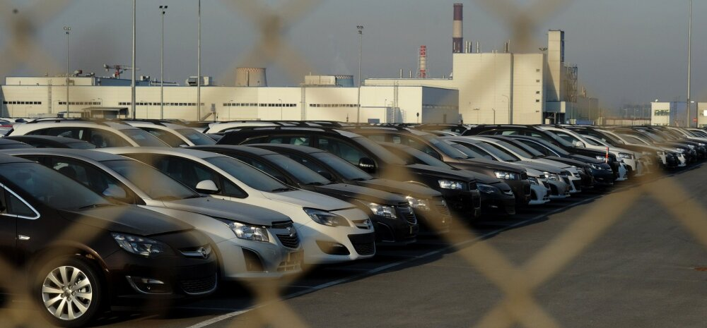 Putini uhkus sai hoobi: General Motors taandub Venemaalt