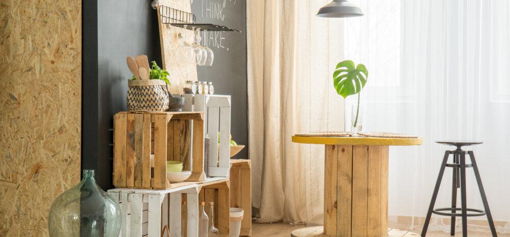 Kuidas sisustada oma päris esimest kodu, ilma et sealjuures pankrotti peaks minema
