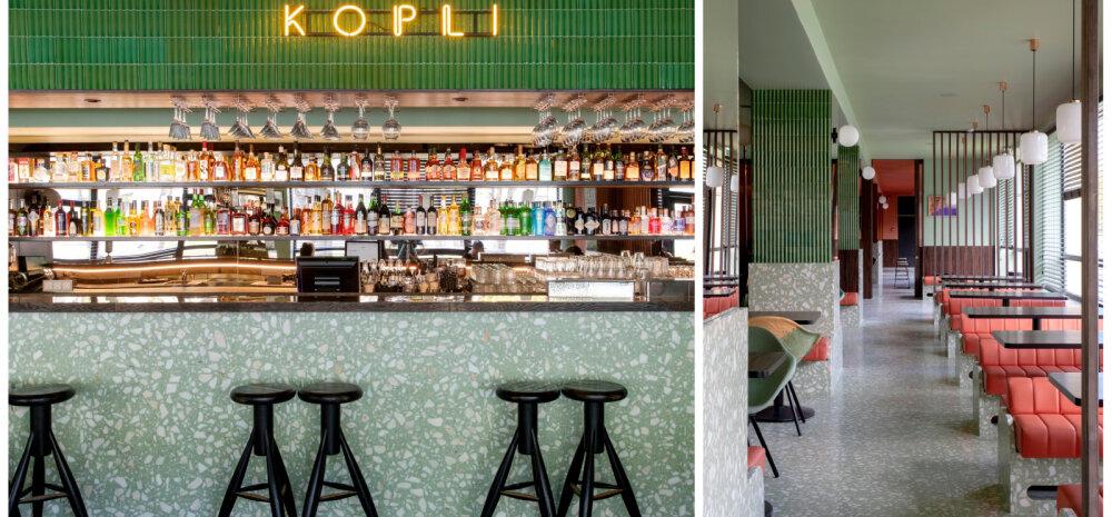 FOTOD | Uus restoran Koplis võlub tõeliselt erilise interjööriga