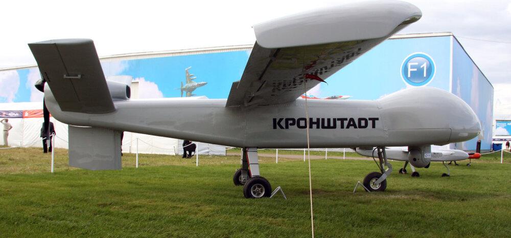 Droonid idapiiri tagant: Taevas täis ohtlikke lendavaid silmi