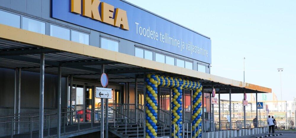 IKEA avamispäeval külastas e-poodi rohkem kui 100 000 inimest