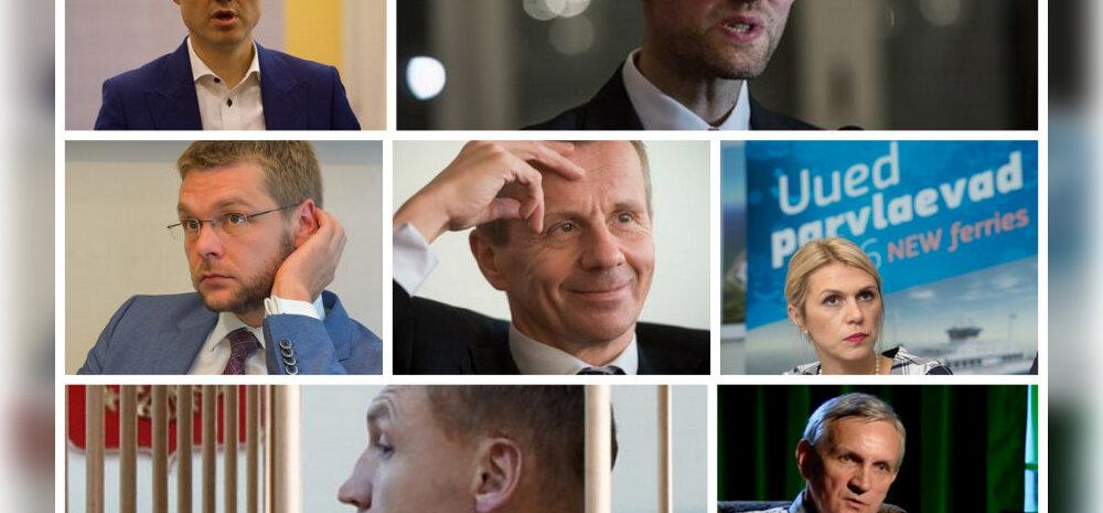 AASTA TOP: Hääleta - kes oli Eesti uudiste Aasta Nägu?