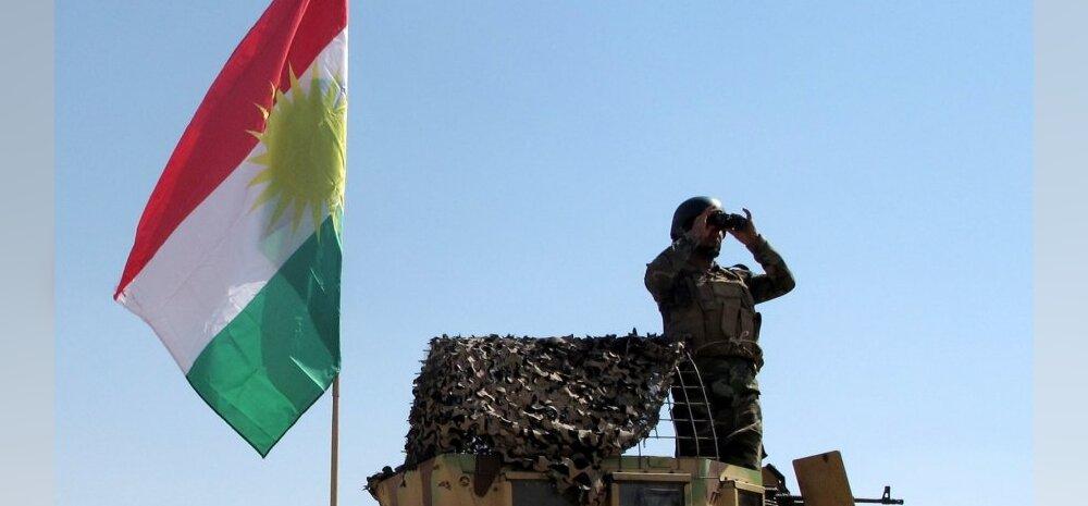 Eesti kurdide omariiklust toetada ei söanda