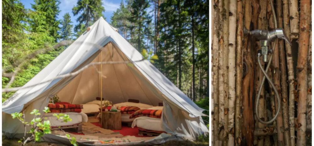 """Лесная """"клубничка"""": эко-отель в Северной Эстонии"""