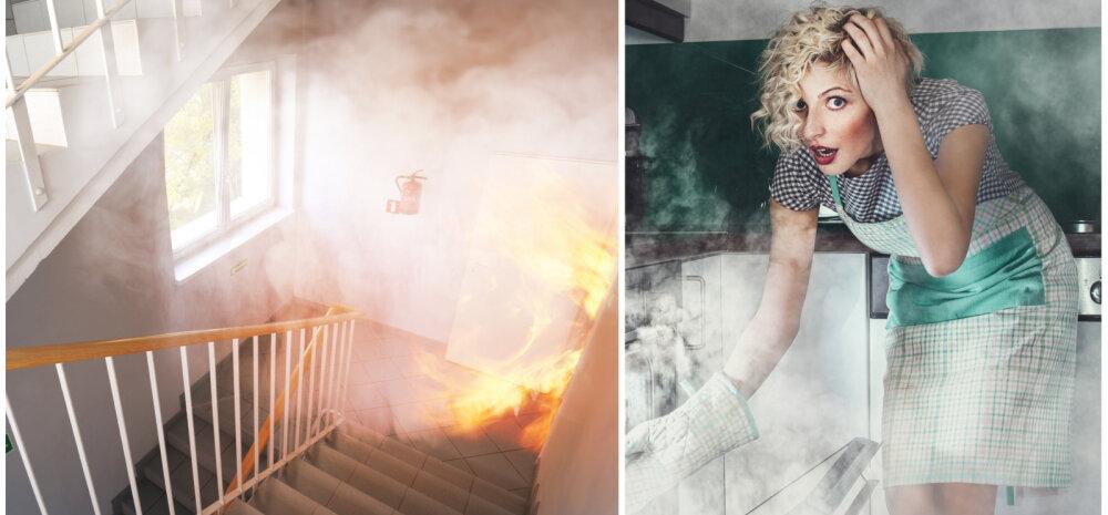 10 вещей в вашем доме, которые взрываются без предупреждения