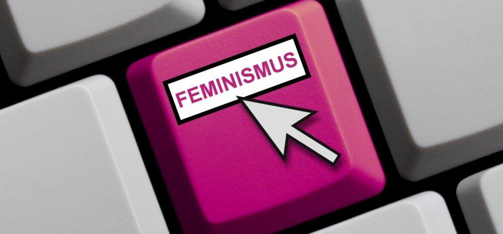 Lugeja põrutab: naine, nii sa oledki arglik, sõltuv ja abitu!