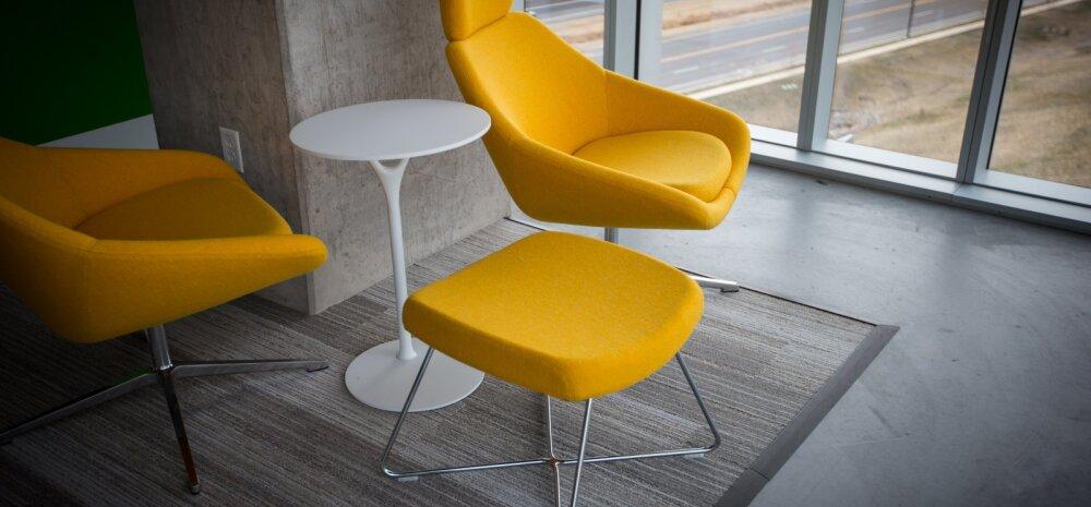 Kallis disain ja uhke mööbel võivad kinnisvara müügiedu vähendada