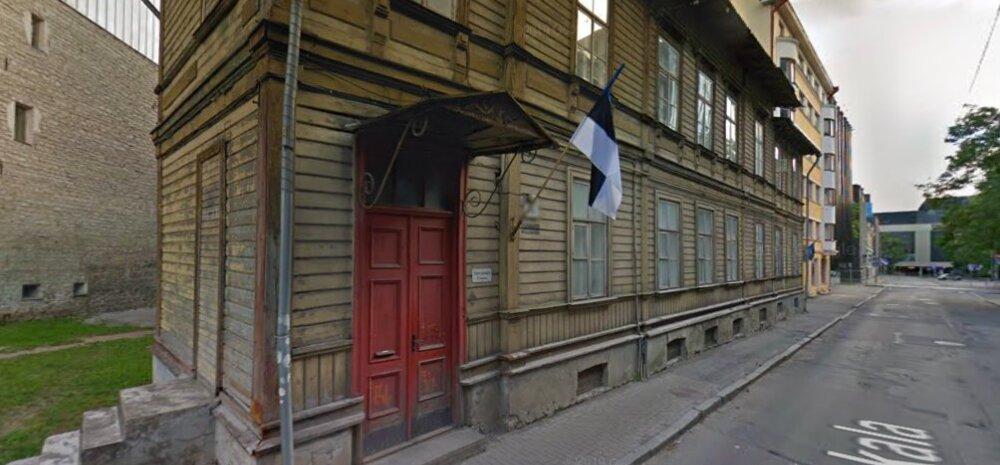 ФОТО | Власти Таллинна хотят снести историческое деревянное здание на улице Сакала