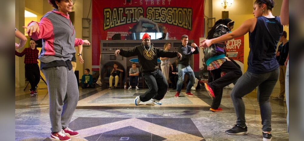 JJ-Street Baltic Session 2014