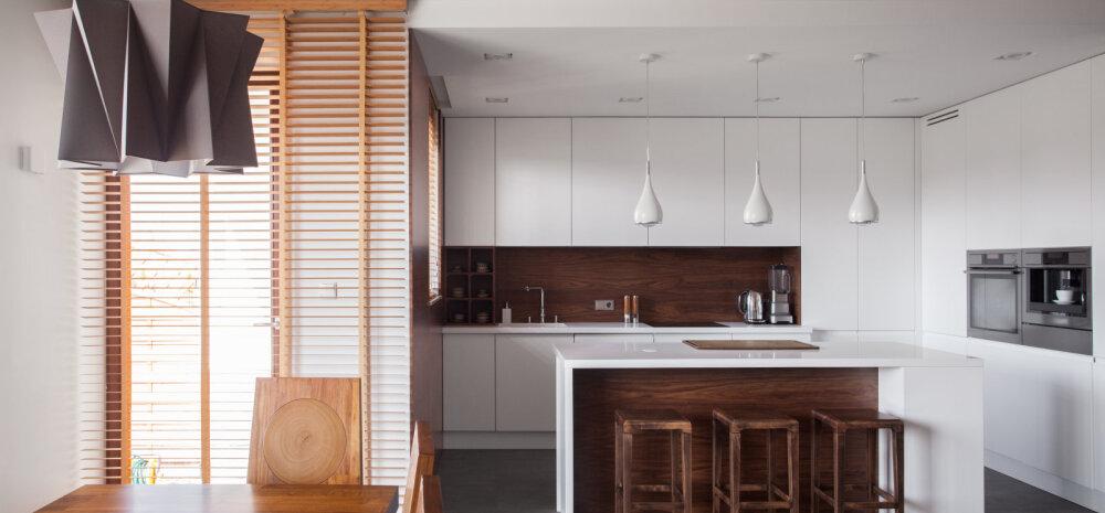 19 nõuannet, mida köögi ümberkujundamisel silmas pidada
