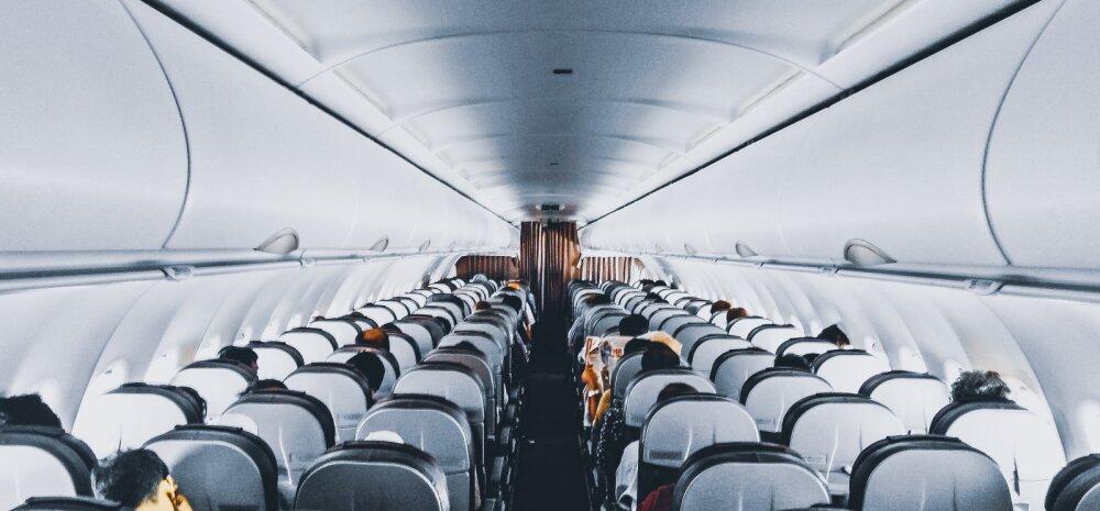 KAS TEADSID? 10 räpast saladust, millest lennusaatjad kõva häälega ei räägi