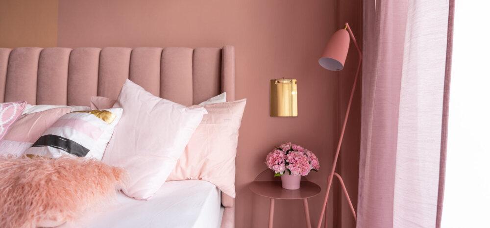 Интерьер в розовых тонах: идеальные решения для оформления любой комнаты в вашей квартире