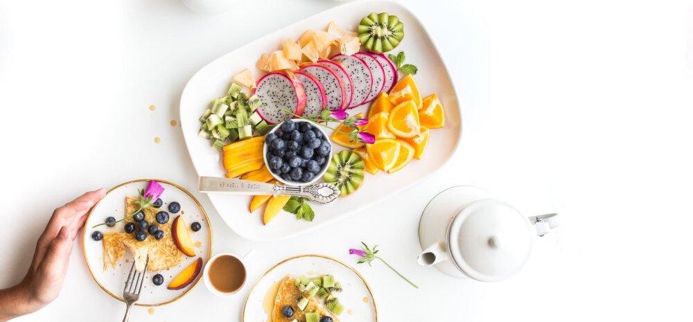 Tervislik RETSEPT: valmista hommikuks banaani-kaerapannkooke