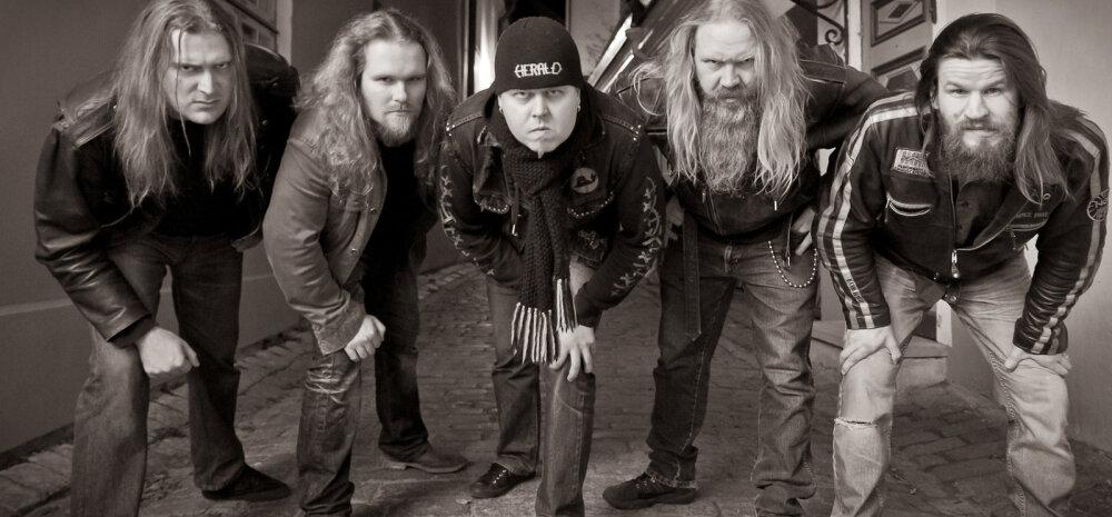 Herald kutsub üles: vilista ennast Eesti metalmuusika ajalukku!
