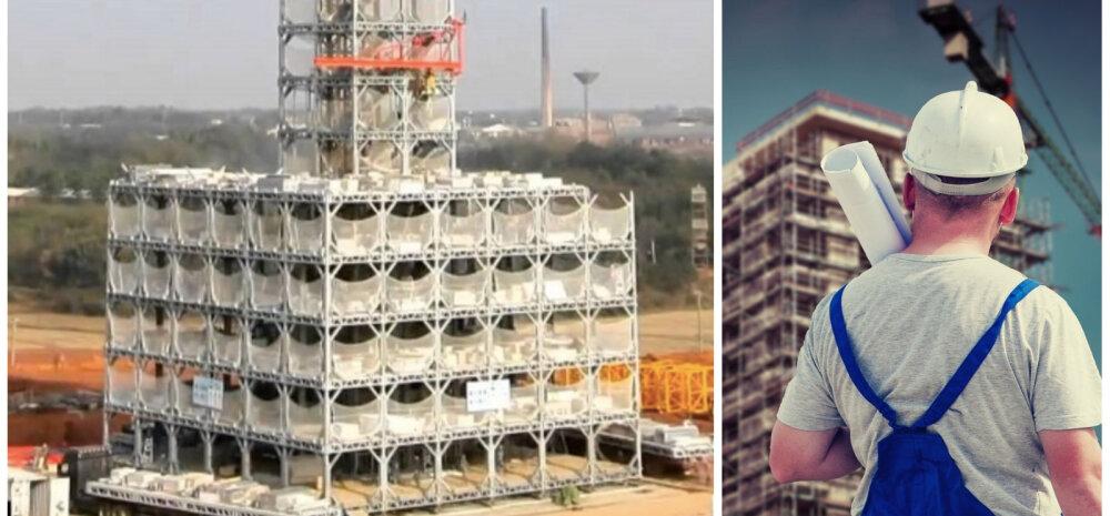 ФОТО | Это рекорд! Китайцы построили небоскреб за 15 дней