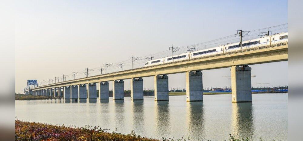 Tee järgi kui jaksad: Maailma pikim sild on 165 kilomeetrit pikk