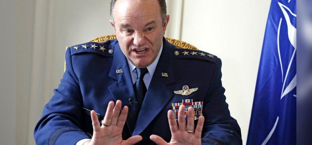 NATO Euroopa vägede ülem: Ida-Euroopal on aeg hakata valmistuma Venemaa sõjaliseks ohuks